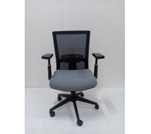 Newcity 1513B-1 Economic Mesh Chair Hochwertige Maßgeschneiderte Swivel Lift Mesh Stuhl Executive Mesh Stuhl Middle Back Mesh Stuhl Versorgung Foshan China