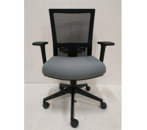 Newcity 1513B Economic Swivel Mesh Chair Tilt & Lock Mechanism Executive Mesh Chair Nylon Mesh Chair BIFMA Standard Nylon Castor Supplier Foshan China