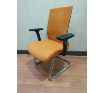 Newcity 1525C Comfortable Meeting Room Mesh Chair Executive Mesh Chair Staff Visitor Chair Modern Design Visitor Chair Chinese Foshan