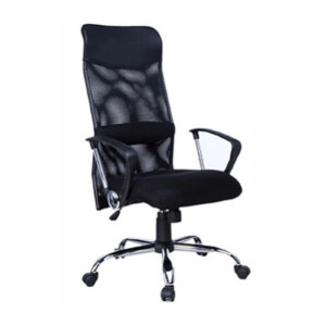 Newcity106A High Back Manager Leather Cushion Office Chair Lumbar Support Medical Office Chair Ergonomic Mesh Office Chair Commercial Furniture Office Chair Chinese Foshan Supplier