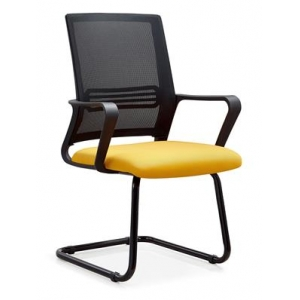 Newcity 1211C Commercial Mesh Chair Low Back Visitor Chair WorkWell Visitor Office Mesh Chair Original Foam BIFMA Standard Supplier Foshan China