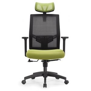 Newcity 1396A Hot Sale Modern Ergonomic Mesh Chair Economic Swivel Mesh Chair High End Manager Executive Mesh Chair With Headrest  Mesh Chair Foshan China