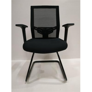 Newcity 1396C Economic Office Chair Mesh Chair Visitor Mesh Chair Cheap Mesh Chair Middle Back Staff Chair Original Foam Supplier Foshan China