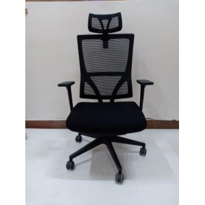 Newcity 1399A Hot Sale Economic Mesh Chair High Quality Mesh Chair Modern Computer Mesh Chair Manager Mesh Chair Executive With Headrest Mesh Chair Foshan China