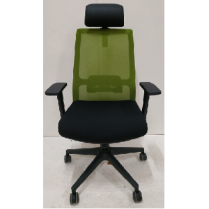 Newcity 1512A Ergonomic High Back Mesh Chair Executive Mesh Chair Office Room Computer Mesh Chair Swivel Mesh Chair Nylon Castor Mesh Chair Supplier Foshan China