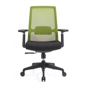 Newcity 1512B-1 Comfortable Mesh Chair High Quality Customized Swivel Lift Mesh Chair Middle Back Mesh Chair 4D Adjustable Armrest Mesh Chair Supply Foshan China