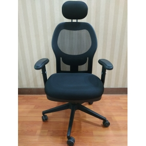 Newcity 1522A Most Popular Comfortable Mesh Chair Innovation Design Swivel Mesh Chair High Back Ergonomic Mesh Chair Comfortable Mesh Chair Chinese Foshan