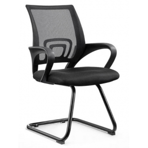 Newcity 331C Most Promotional Price Visitor Mesh Chair Comfortable Meeting Room Waiting Chair Professional Manufacture Visitor Chair  Supplier Foshan China