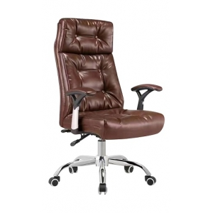 Newcity 6623 Superior Quality Office Furniture High Back Swivel Ergonomic Office Chair Fashionable Boss Offce Chair Revolving Office Chair Supply Foshan China
