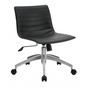 Newcity 6625B India Pure White Office Chair Luxury Mid Back Swivel Executive Office Chair New Design of Conference Meeting Office Chair Supplier Foshan China