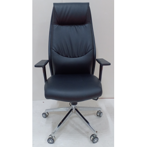 Newcity 6655A Best Sell Classical Boss Swivel Revolving Executive With Armrests Office Chair 360 Degree Best Rotation Computer Office Chair Supply Foshan China