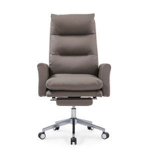 Newcity 6686 Factory Unique Design Recliner Office Chair Customer Chair With Customize Logo Office Chair PU Leather Finish CEO Office Chair Chinese Foshan