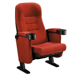 Newcity 909-2 High Quality Fabric Cinema Chair PP Cinema Chair Theater Chair Auditorium Chair Church Chair Meeting Chair Desk Chair Office Chair 5 Years Warranty Foshan China