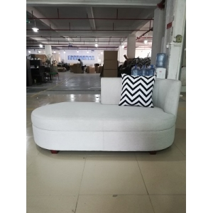Newcity S-1028 Modern Living Room Sofa New Design Fabric Civil Furniture Sofa Hot Sale Leisure European Office Sofa Supplier Foshan China