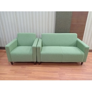 Newcity S-1038 Green Style Office Sofa High Quality Living Room  Office Furniture Sofa Hot Sale Luxury European Office Sofa Supplier Foshan China