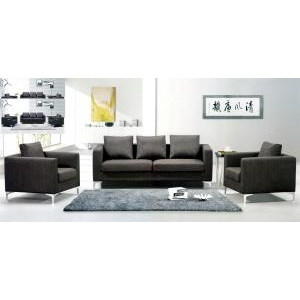 Newcity S-959 Pu Or Fabric Negotiation Reception Sofa Parlor Simple Modern Office Sofa Combination Design Executive Office Sofa 5 Years Warranty Supplier Foshan China