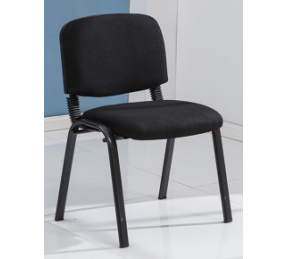China Newcity 003CT Modern School Furniture Stacking Fabric Student Chair Conference Chair Colorful Training Chair Metal Frame Armless Training Chair Supplier Foshan factory