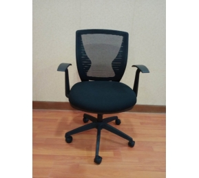 China Newcity 1209B Factory Wholesale Furniture  Mesh Chair Comfortable Staff Mesh Chair Popular Ergonomic Mesh Chair Executive Office Chair Chinese Foshan factory