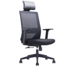 China Newcity 1392A Office Furniture Computer Chair Simple Black Staff Mesh Chair Home Fashion Mesh Chair Economic Lift Swivel Mesh Chair High Back Mesh Chair Supplier Foshan China factory