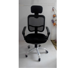China Newcity 1415 Simple Design Popular Mesh Chair Comfortable Ergonomic Executive Mesh Chair Mesh High Back Adjustable Mesh Chair With Competitive Price Foshan China factory