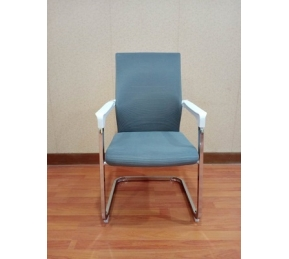China Newcity 1428C Simple Design Visitor Mesh Chair Comfortable Conference Room Chair Ergonomic Executive Manufacture Visitor Chair Chinese Supplier Foshan factory