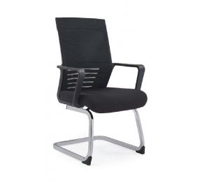 China Newcity 1429C Employee Staff Visitor Mesh Chair Comfortable Conference Room Chair Ergonomic Executive Manufacture Visitor Chair Chinese Supplier Foshan factory