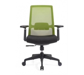 China Newcity 1512B-1 Comfortable Mesh Chair High Quality Customized Swivel Lift Mesh Chair Middle Back Mesh Chair 4D Adjustable Armrest Mesh Chair Supply Foshan China factory
