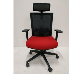 China Newcity 1513A Ergonomic High Back Mesh Chair Mesh Chair Conference Room Computer Mesh Chair Professional 360 Degree Rotating Mesh Chair Foshan China factory
