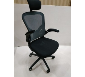 China Newcity 1520 Office Chair With Headrest Support Swivel Mesh Chair Ergonomic Mesh Chair Executive Chair Professional Modern Mesh Chair Supplier Foshan China factory