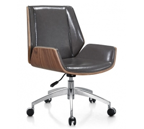 China Newcity 323 Modern Fashion Design Office Furniture Comfortable Executive Office Chair Computer Office Chair Plywood Black Office Chair Supply Foshan China factory