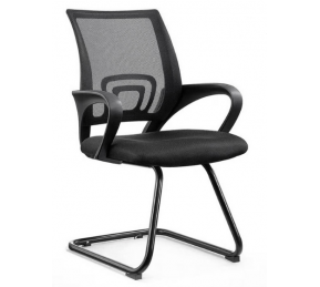 China Newcity 331C Most Promotional Price Visitor Mesh Chair Comfortable Meeting Room Waiting Chair Professional Manufacture Visitor Chair  Supplier Foshan China factory