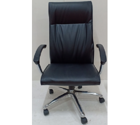 China Newcity 6569 Best Rotation Computer Office Chair Boss Revolving Executive Office Chair Modern Armrest Design High Back PU Office Chair  Supply Foshan China factory