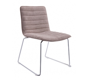 China Newcity 6625C fabric dining chair simple restaurant chair standard size office chair training room meeting chair modern design chair supplier Foshan China factory
