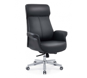 China Newcity 6688 High End Wholesale Office Chair Modern Meeting Office Chair  Fashionable CEO Conference Chair Synthetic Leather Office Chair Chinese Foshan Supplier factory