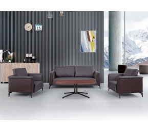 China Newcity S-1103 Living Room Specific Use and Home Furniture Sofa for Sale  Latest Office Sofa High Quality Living Room Promotion Sale Modern Elegant Office Sofa Supplier Foshan factory