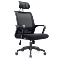 China Newcity 1054A Manager Mesh Chair Commercial Mesh Chair Ergonomic Office Mesh Chair Economic Mesh Chair Nylon Castor Mesh Chair Supplier Foshan China factory