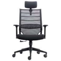 China Newcity 1387A Economic Swivel Mesh Chair Comfortable Mesh Chair Ergonomic Office Mesh Chair High Back Boss Manager Mesh Chair Supplier Foshan China factory