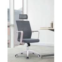 China Newcity 1428A Hot Selling Mesh Chair Ergonomic Mesh Chair High Back Boss Executive Mesh Chair Modern Computer Mesh Chair With Headrest Mesh Chair Chinese Foshan factory