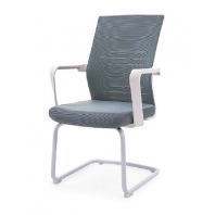 China Newcity 1428D Fashion Design Visitor Mesh Chair Comfortable Conference Room Chair Ergonomic Best Mesh Chair Visitor Chair Chinese Supplier Foshan factory