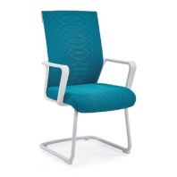 China Newcity 1429D Conference Mesh Chair Inexpensive Meeting Room Chair Durable Executive Manufacture Visitor Chair Reception Visitor Chair Chinese Supplier Foshan factory