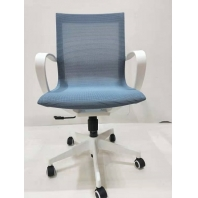 China Newcity 1501B New Design Office Furniture Manufacturing Process Mesh Chair Fashionable Mesh Chair Executive Wire Mesh Chair Import Specially Mesh Supplier Foshan China factory