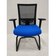 China Newcity 1513C Economic Mesh Chair Visitor Mesh Chair High Quality Mesh Chair Commercial Mesh Chair Cheap Computer Mesh Chair BIFMA Standard Supplier Foshan China factory