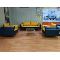 China Newcity S-1068 Commercial PU Leather Office Sofa High Quality Living Room Waiting Room Office Furniture Office Sofa New Style Office Sofa Supplier Foshan China factory